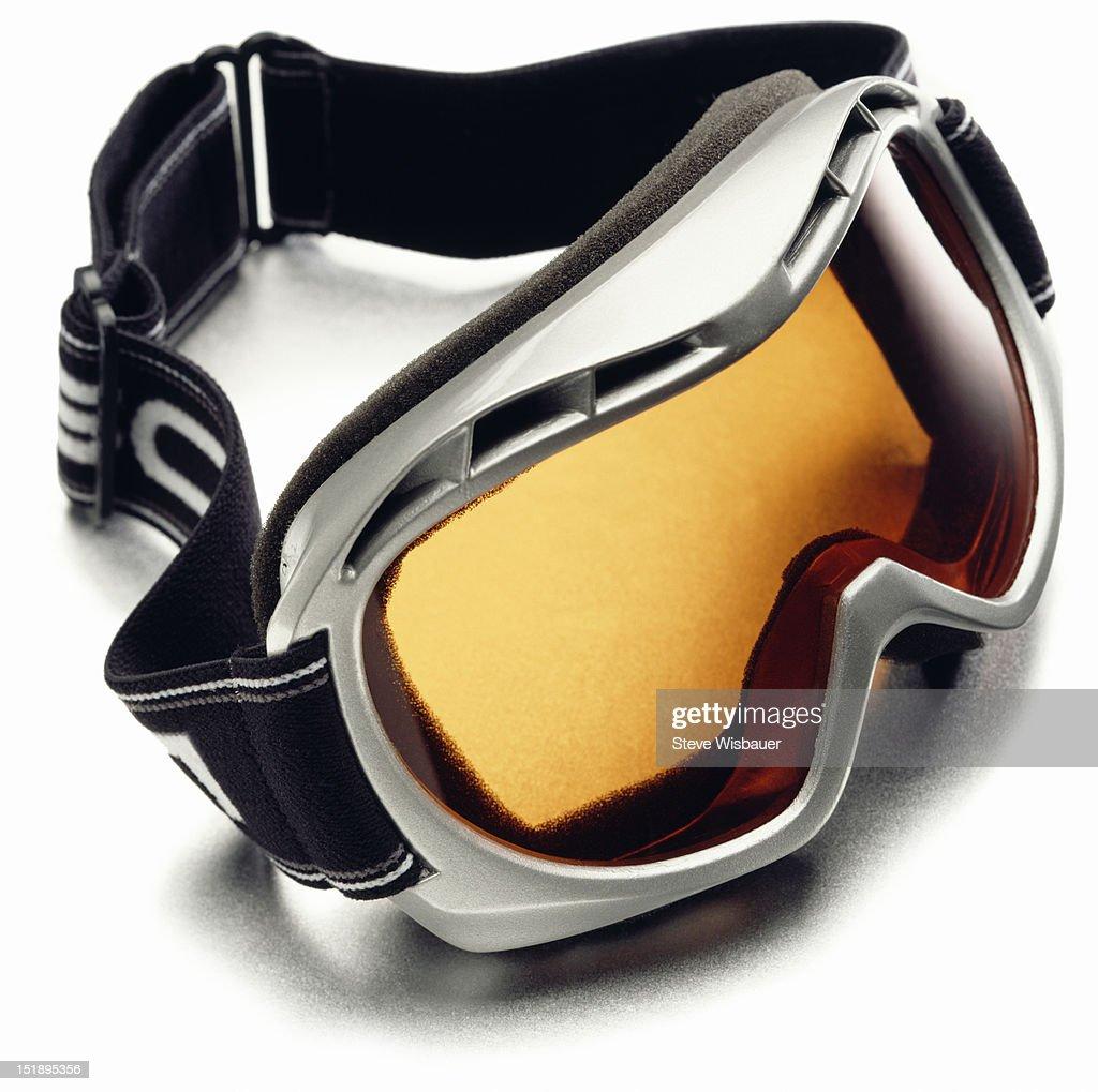 083c805aa9bd A pair of snow ski goggles with polarized lenses   Stock Photo