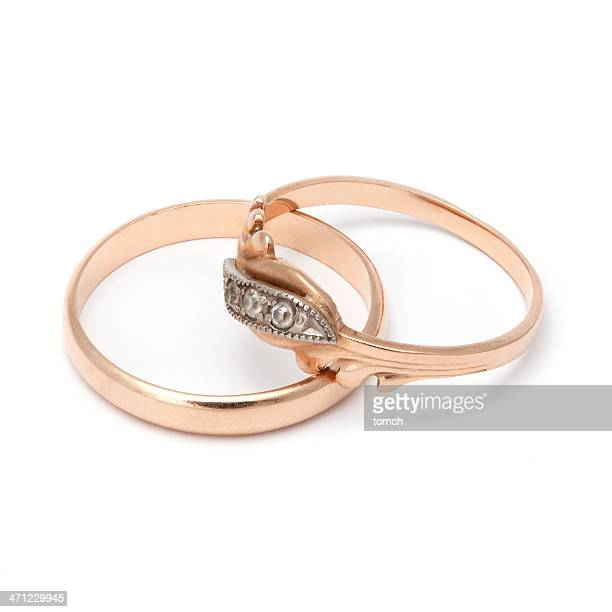 Pair of Wedding Rings