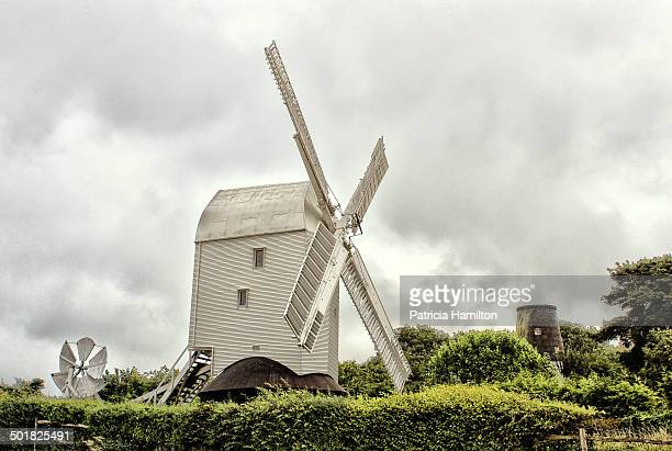 CONTENT] A pair of windmills known as Jack and Jill in Clayton West Sussex One of them no longer has arms but the other one is well preserved and...