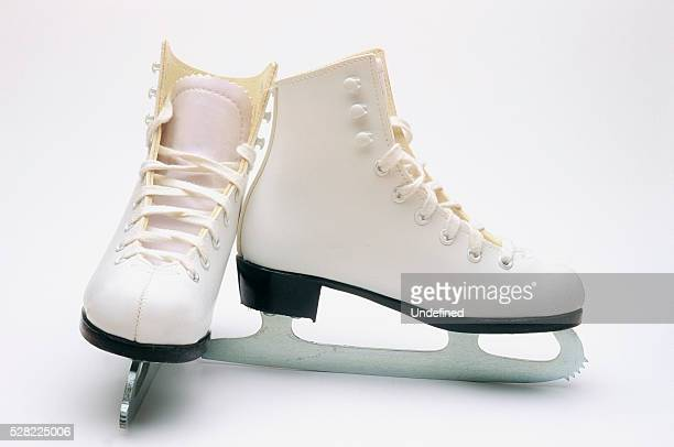 Pair of Women's Ice Skates