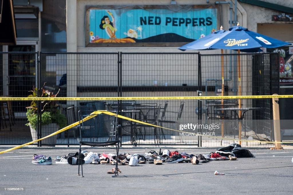 US-CRIME-SHOOTING-OHIO : News Photo