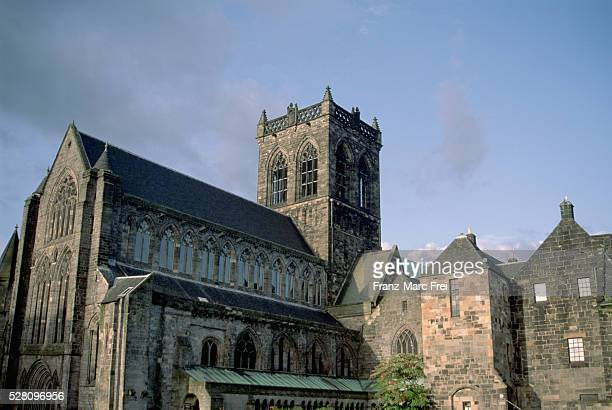 Paisley Abbey in Scotland