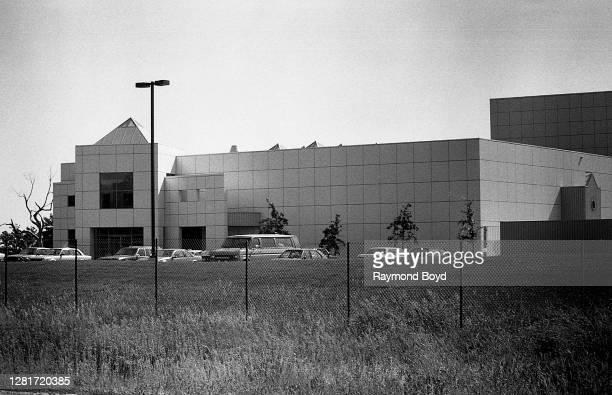 Paisley Park Studios in Chanhassen, Minnesota in September 1989.