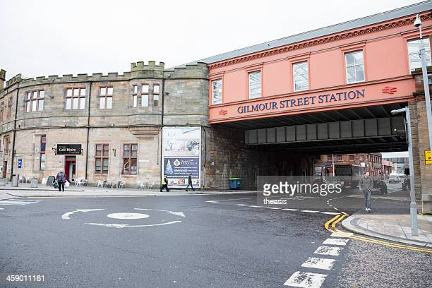 Paisly Gilmour Street Railway Station