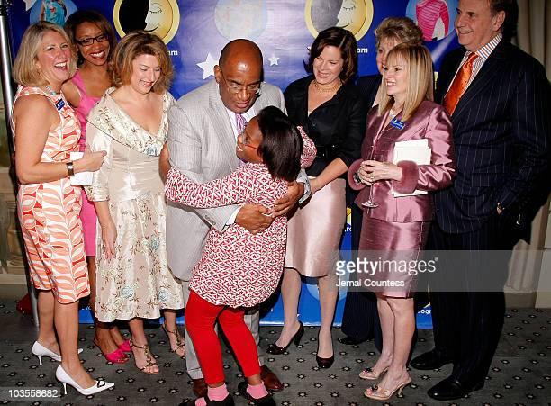Pajama Program Founder Genevieve Piturro Jacky Teplitzky Jennifer Witter Media Personality Al Roker Leila Roker Marcia Gay Harden Paula Moynahan...