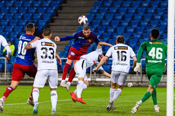 CHE: FC Basel 1893 v FC Lugano - Swiss Super League