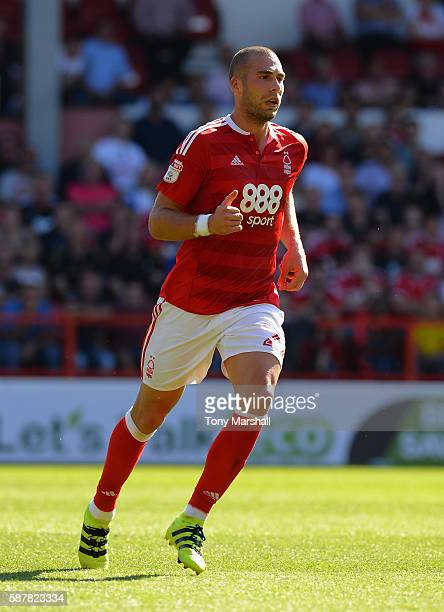 Pajtim Kasami of Nottingham Forest during the Sky Bet Championship match between Nottingham Forest and Burton Albion at City Ground on August 6 2016...