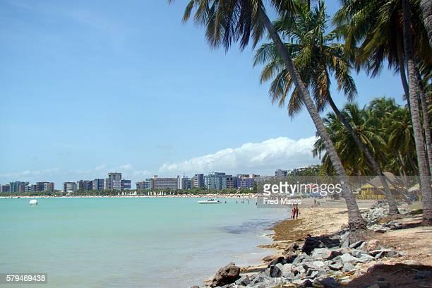 Pajuçara beach