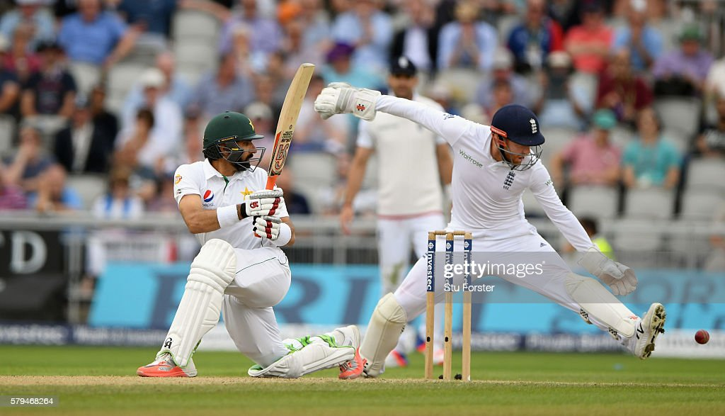 England v Pakistan: 2nd Investec Test - Day Three