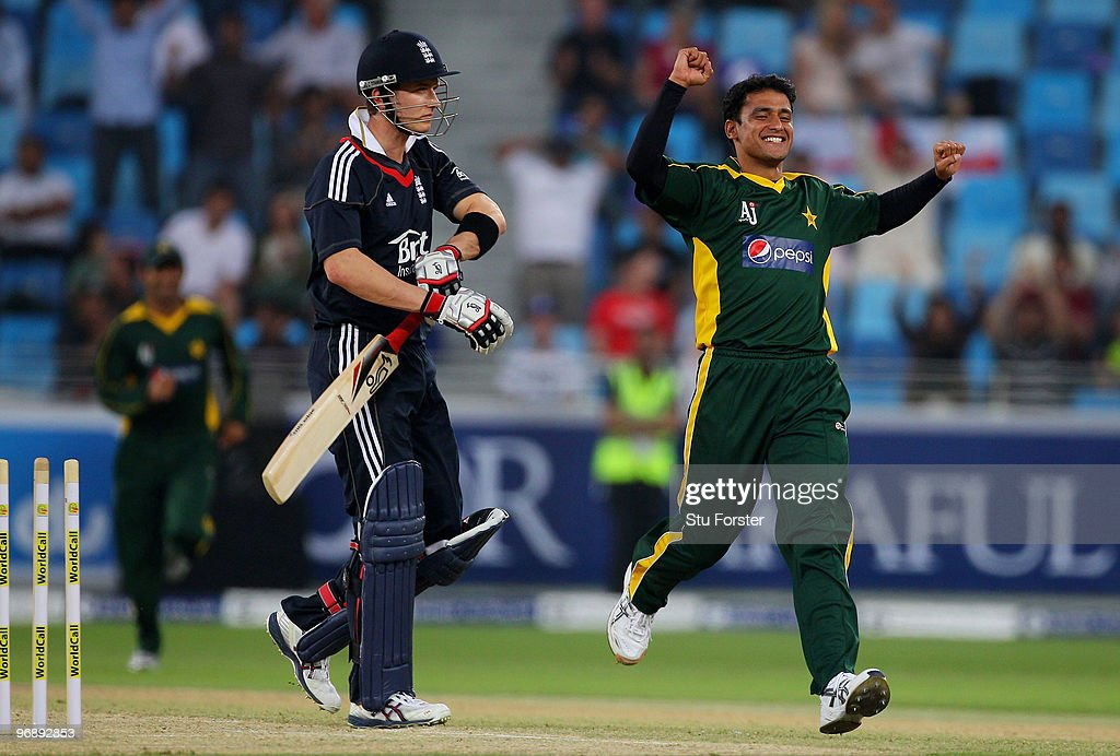 Pakistan v England - 2nd Twenty20 International