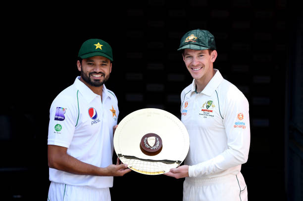 AUS: Australia v Pakistan - 1st Test: Media Opportunity