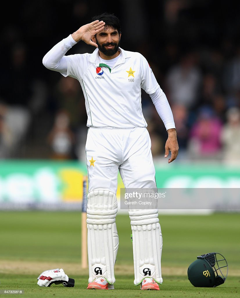 England v Pakistan: 1st Investec Test - Day One
