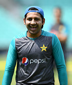 london england pakistan captain sarfraz ahmed