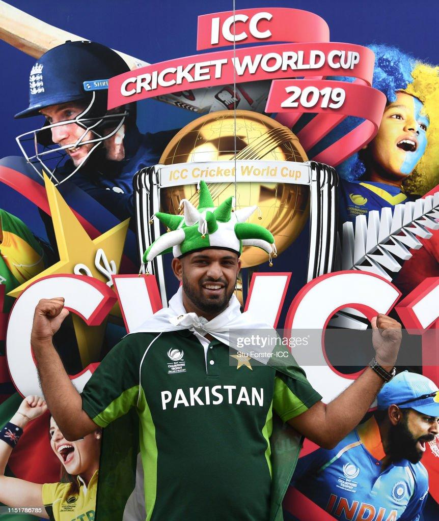 GBR: Pakistan v Bangladesh – ICC Cricket World Cup 2019 Warm Up