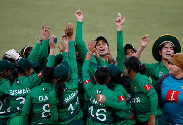 AUS: England v Pakistan - ICC Women's T20 Cricket World Cup