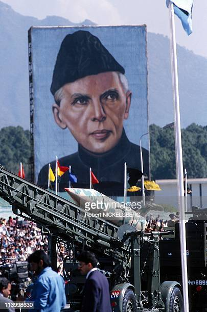 Pakistan National Day In Islamabad, Pakistan On March 23, 1998.