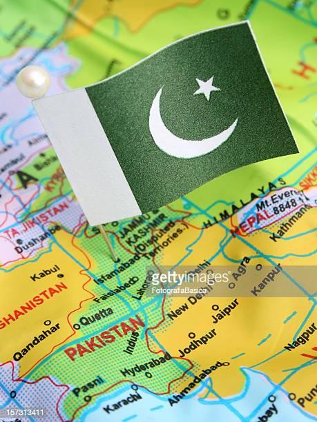 pakistan - pakistani flag stock photos and pictures