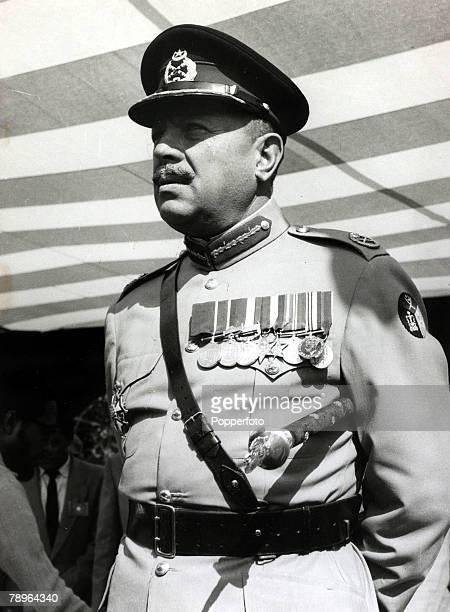 Pakistan Politics, pic: 1960, President Ayub Khan, President of Pakistan from 1958-1969