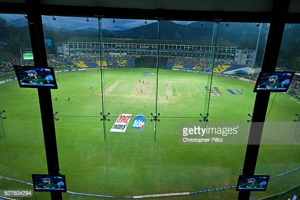 Pakistan vs Zimbabwe during the 2011 ICC Cricket World Cup Kandy Sri Lanka