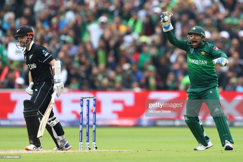 New Zealand v Pakistan - ICC Cricket World Cup 2019 : News Photo