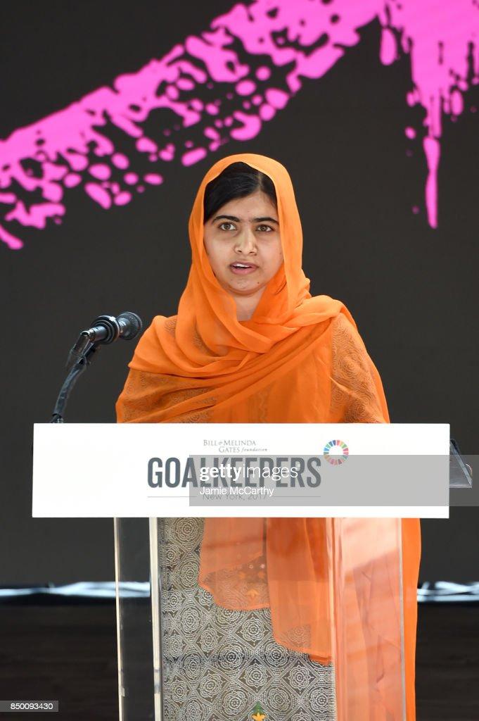 Goalkeepers: The Global Goals  2017
