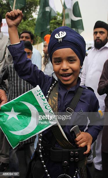 Pakistani Activists of Sikh Community rally to support Pakistan's army in Lahore Pakistan Pakistani army filed a complaint against the countrys...