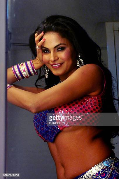 Veena Malik Stock Photos And Pictures  Getty Images-3569