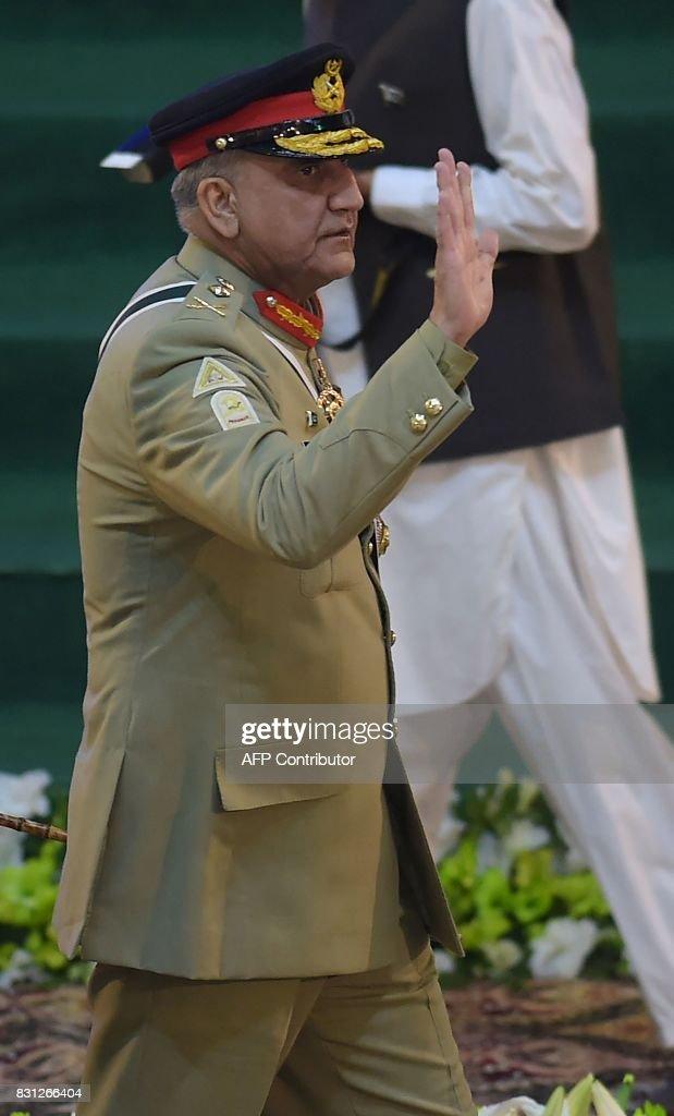 PAKISTAN-POLITICS-INDEPENDENCE : News Photo