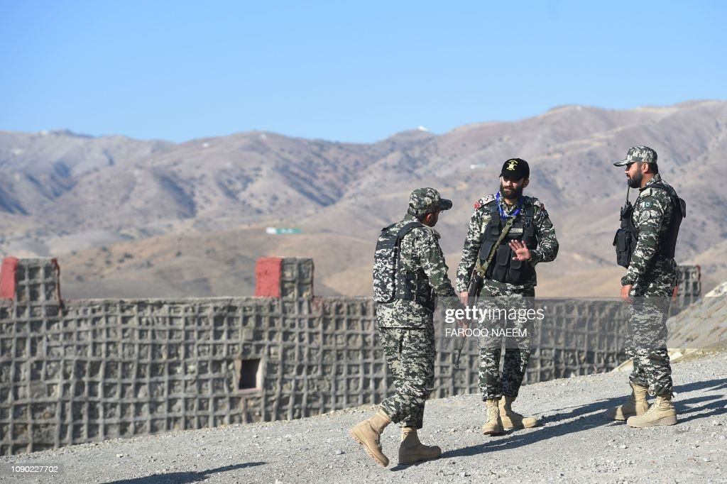 PAKISTAN-AFGHANISTAN-US-TALIBAN-TALKS : News Photo