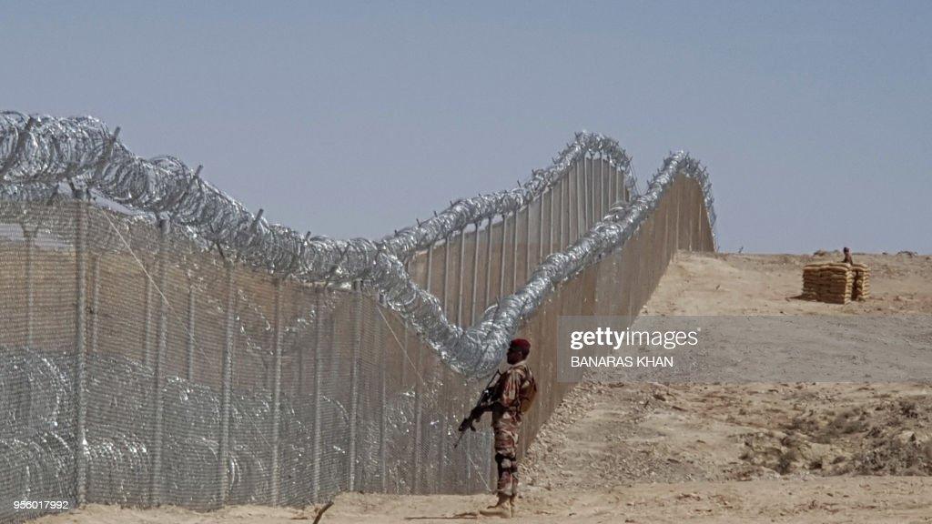 PAKISTAN-AFGHANISTAN-BORDER : News Photo