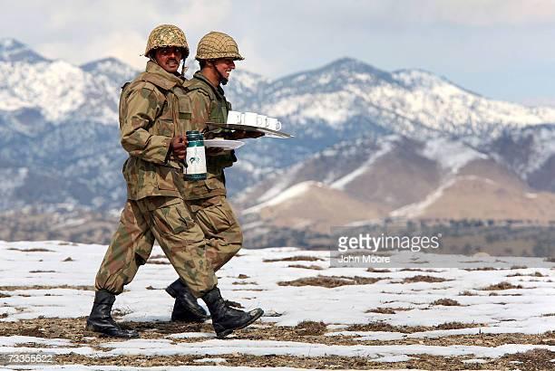パキスタン軍 ストックフォトと...