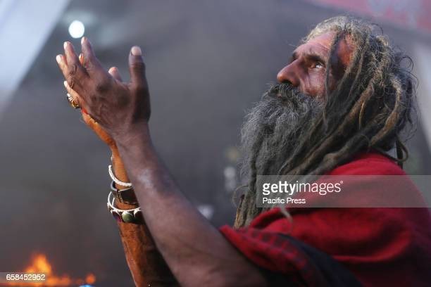 Pakistani devotees attend the threedays 429th annual Urs 'Festival of lights' at the shrine of Muslim Sufi saint Shah Hussain popularly known as...