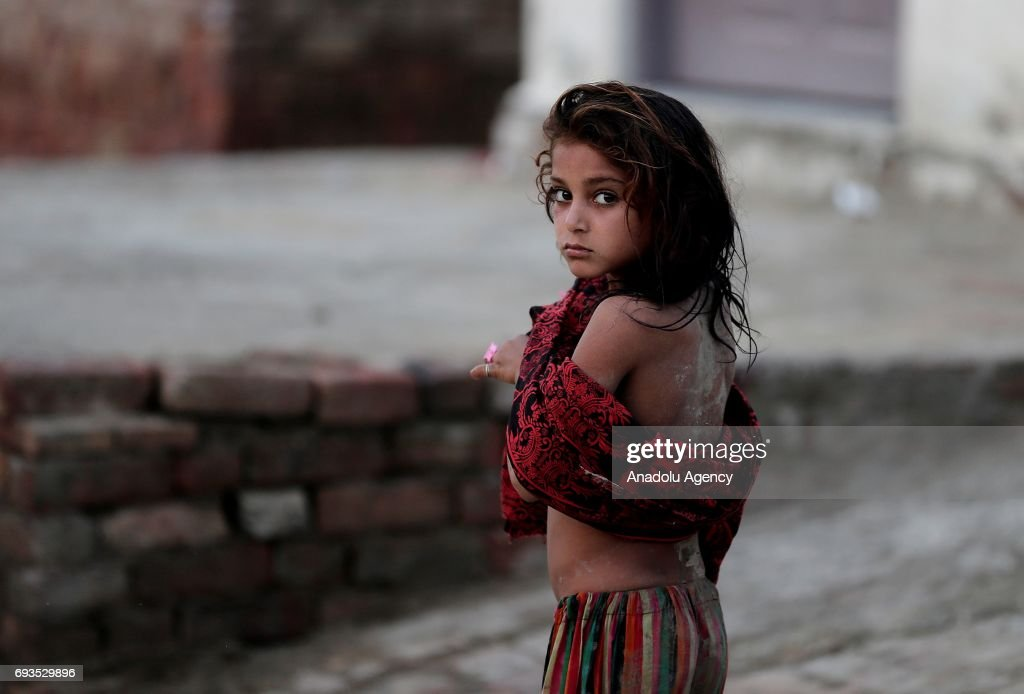 Children living in countryside of Pakistan : News Photo