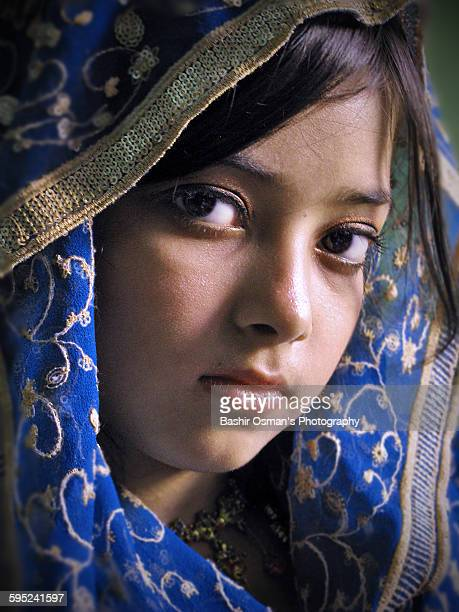 A Pakistani girl