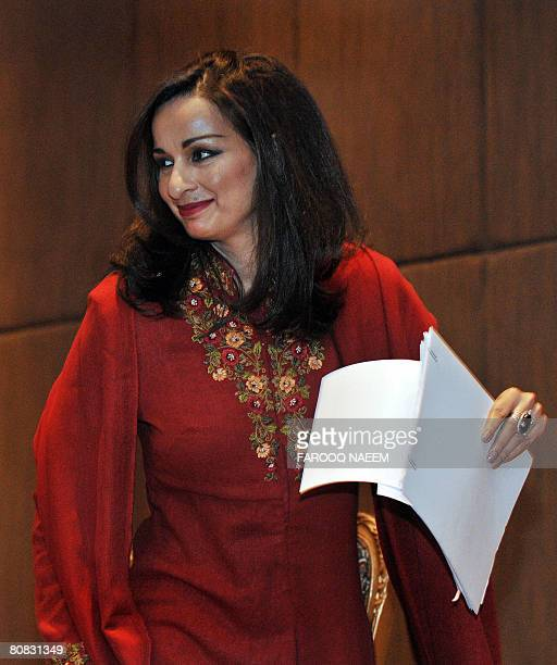 Sherry Rehman Pictures and Photos - Getty Images