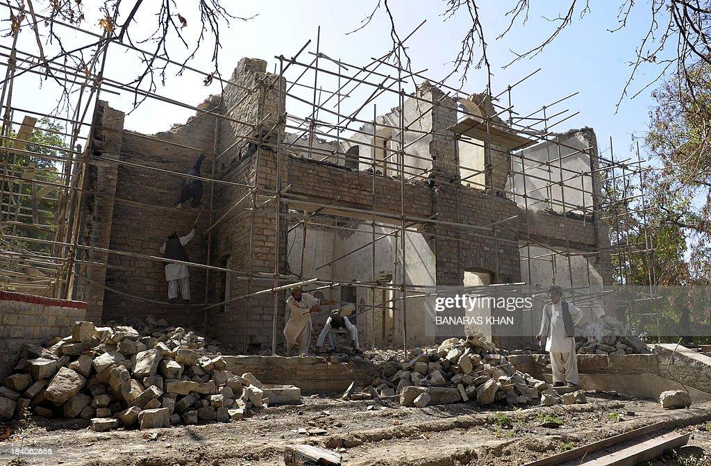 PAKISTAN-UNREST-SOUTHWEST : News Photo