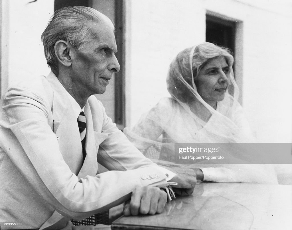 Muhammad Ali Jinnah In Delhi : News Photo