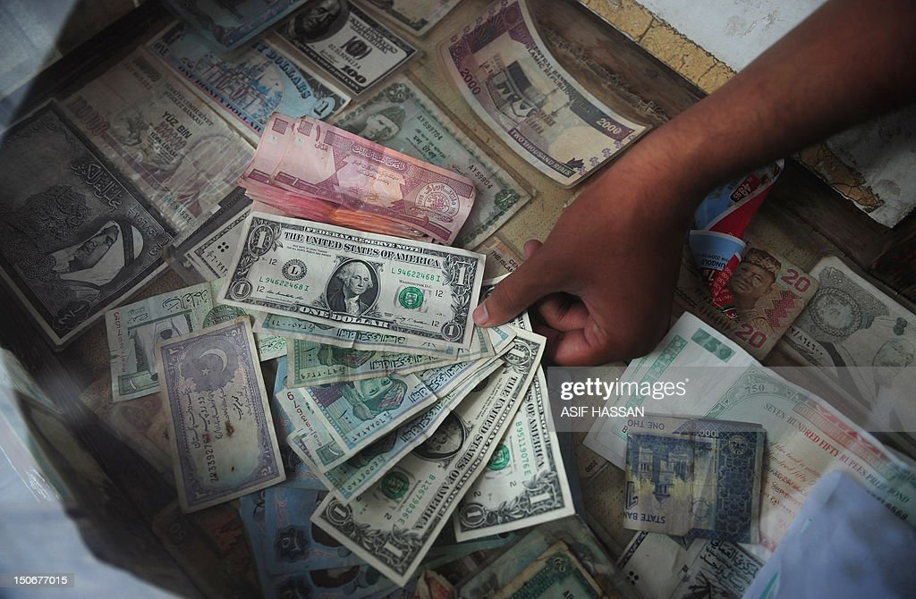 Forex money exchange pakistan