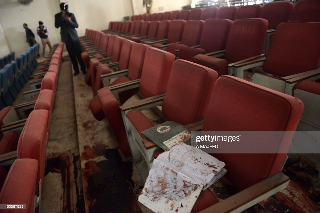 PAKISTAN-UNREST-SCHOOL : News Photo