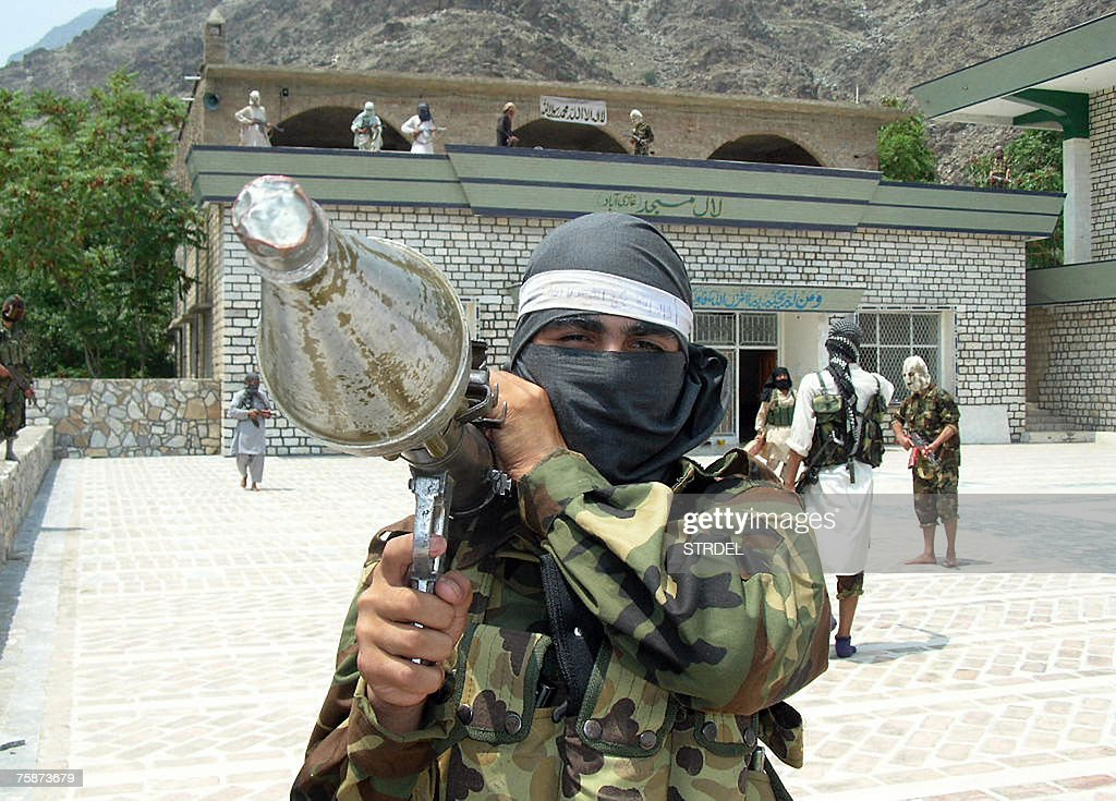 PAKISTAN-AFGHANISTAN-UNREST-RELIGION-MOSQUE : News Photo