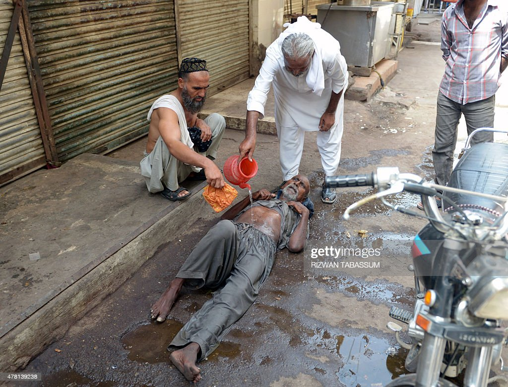 PAKISTAN-WEATHER-HEAT : Fotografía de noticias