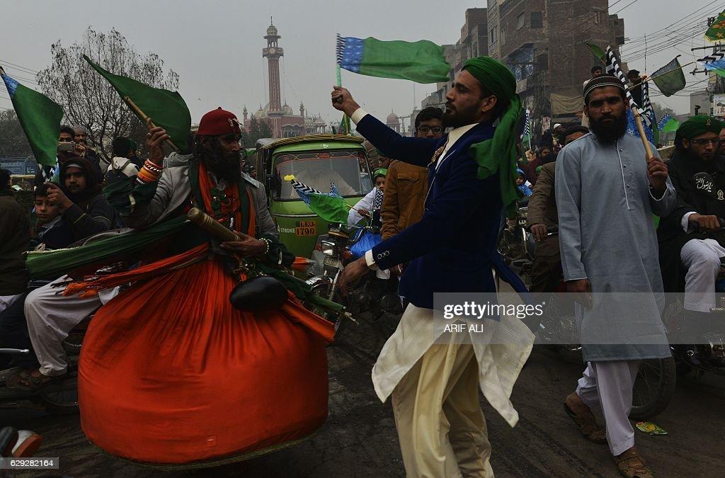 PAKISTAN-RELIGION-ISLAM : Nachrichtenfoto