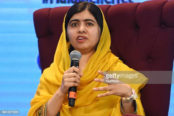 30 Top Malala Yousafzai Working Visit To Mexico Pictures
