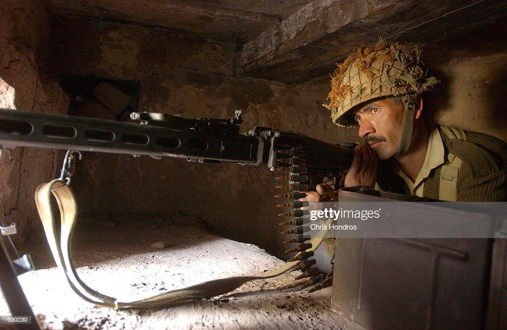 India-Pakistan Conflict : News Photo