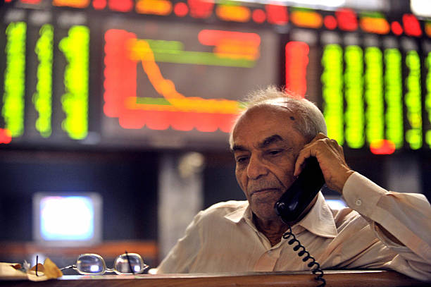 A Pakistani Stockbroker Talks On Telep