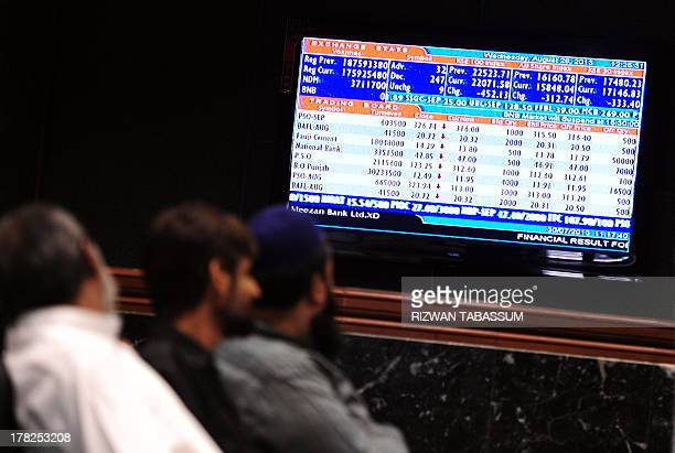 30 Top Karachi Stock Market Pictures, Photos and Images