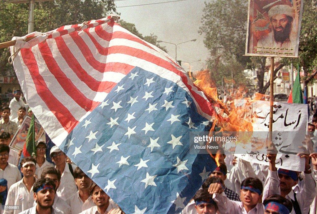 Anti-U.S. Rally in Pakistan : Foto di attualità