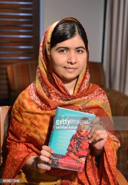 AMERICA Pakistani teenager and education activist Malala Yousafzai is interviewed on GOOD MORNING AMERICA airing MONDAY AUG 18 on the Walt Disney...