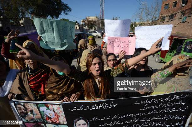 Pakistani transgenders protesting in front of Peshawar Press Club against sevenyearsold girl raped and murdered at Nowshera Kaka Sahib area
