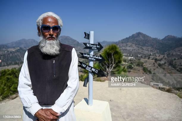 Pakistani villager Mohammad Yaseen one of those who captured Indian pilot Wing Commander Abhinandan Varthaman at Horran village where Varthaman's...